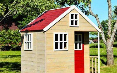Casette da giardino per bambini in legno