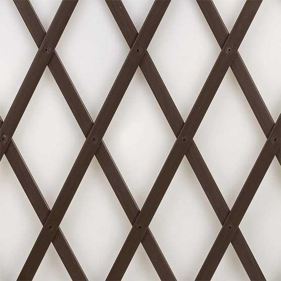 Grigliati e tralicci in PVC