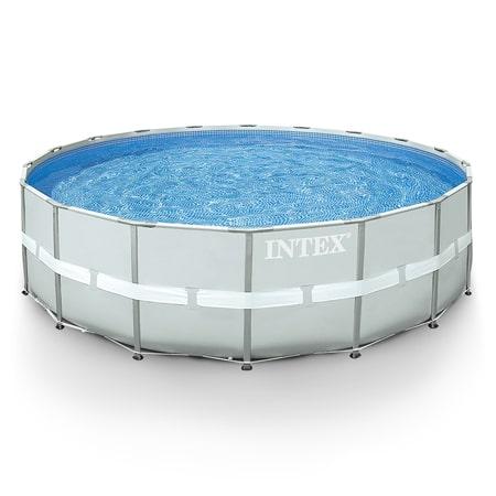 piscina fuori terra intex, smontabile