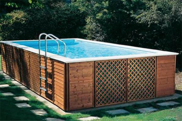 Scegliere una piscina fuori terra